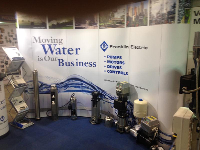 2012 Shows Franklin Electric Australia
